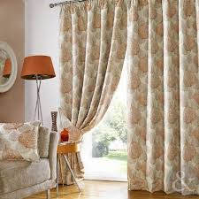 Amazon Uk Living Room Curtains by Best 25 Orange Lined Curtains Ideas On Pinterest Green Orange