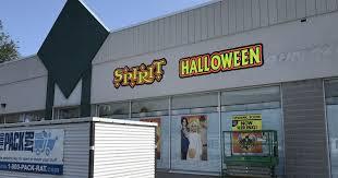 Spirit Halloween Hiring by Eek First Halloween Store Spotted