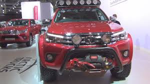 100 Toyota Artic Truck Hilux Arctic S AT35 2017 Exterior And Interior YouTube
