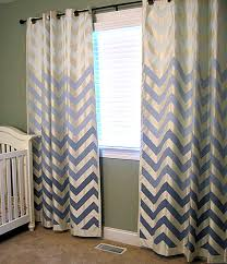 Yellow And Gray Window Curtains by Create A Color Gradient With Ombre Design