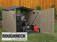 Rubbermaid Roughneck Gable Storage Shed Assembly Instructions by Rubbermaid Roughneck Slide Lid Gable Storage Shed Common 5 Ft X