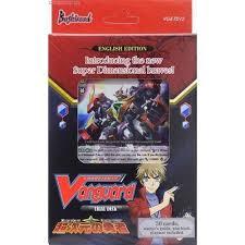 Vanguard Trial Deck 1 by Cardfight Vanguard English Vge Td12 Dimensional Brave Kaiser