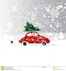Christmas Tree Shop Syracuse Ny by Christmas Tree On Car Christmas Lights Decoration