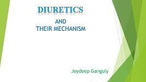 High Ceiling Diuretics Pdf by Diuretics U0026 Their Mechanism Ppt