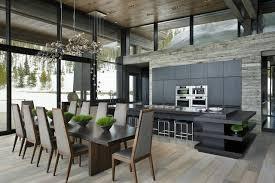 cuisine gris ardoise cuisines cuisine moderne luxe design gris ardoise siege haut