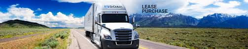 100 Best Lease Purchase Trucking Companies New Program SOAR Transportation Group