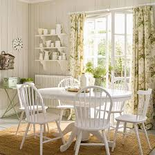 Country Dining Room Ideas Uk by Country Floral Dining Room Traditional Dining Room Design Ideas