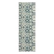 küchenläufer marrakesh türkis mehrfarbig 50 x 150 cm