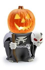 amazon com indoor outdoor halloween decorations grim reaper