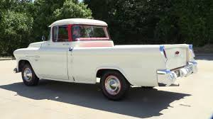 135565 / 1955 Chevrolet Cameo - YouTube 1956 Chevrolet Cameo For Sale Classiccarscom Cc794320 1955 Chevy Truck Rear 55 59 1958 Pickup Start Run External Youtube Cameo Gmc Trucks Antique Automobile Club Of 1957 Chevy Truck Hot Rod Network F136 Monterey 2012 Pick Up Truckweaver Al Mad Flickr Rm Sothebys The Wiseman God Ertl 118 3100 White 7340 New American Street Feature Tom Millikens 56 Is Done Right