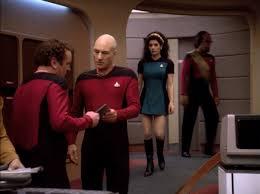 Star Trek The Next Generation Lower Decks by Star Trek Tng Season 7 Blu Ray Review Scifiempire