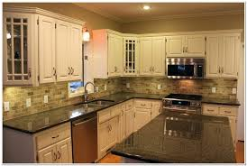 Kitchen Backsplash Ideas With Oak Cabinets by Backsplash Ideas For White Kitchen Amazing Tile Subway Formidable
