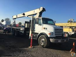 100 Boom Truck 2003 NationalSterling 11105 Crane For Sale On