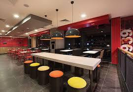 Interior Design Fast Food Best 25 Fast Food Restaurant Ideas