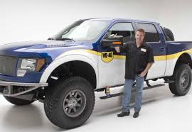 100 Chip Foose Truck Ford F150 By Is Ready For SEMA CarPower360 CarPower360