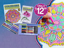 ColoramaR Coloring BookTM