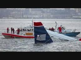 US AIRWAYS FLIGHT 1549 Plane crash Us Airways plane crashes into