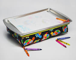 Childrens Lap Desk Canada by Lap Tray Etsy