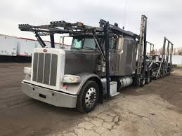 PETERBILT Car Carrier Trucks For Sale