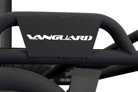 100 Truck Bed Bar Vanguard OffRoad VGRB1974BK Raven Black