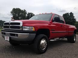 100 Turbo Diesel Trucks For Sale 1999 DODGE RAM 3500 4X4 MARILYN QUAD CAB 8 BED CUMMINS 24V TURBO