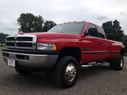 100 Dodge Dually Trucks For Sale 1999 DODGE RAM 3500 4X4 MARILYN QUAD CAB 8 BED CUMMINS