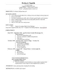 On Campus Job Resume Sample Roho Senses Co For Student Resumes Jobs Vintage