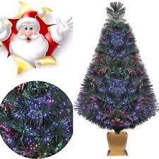 8ft Christmas Tree Ebay by Fiber Optic Christmas Tree Ebay
