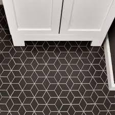 Home Depot Merola Hex Tile by Merola Tile Metro Rhombus Matte Grey 10 1 2 In X 12 1 8 In X 5