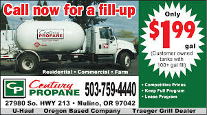 100 Century Trucking Residential Commercial Farm In Mulino OR Transportation Services