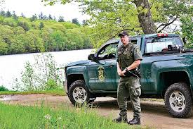 Fish And Wildlife Department: Vermont Game Warden Of The Year Works ...