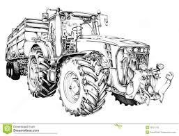 Coloriage De Tracteur Claas Elegant Coloriage Tracteur Et Remorque A