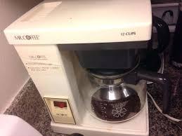 Mr Coffee Drip Maker