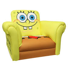 SpongeBob Rocking Chair (with The SpongeBob Recliner As A ...