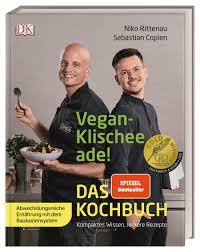 vegan klischee ade das kochbuch dk verlag