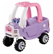 Little Tikes - Cozy Truck Princess Amazon Little Tikes Big Dog Truck Ride On For 2898 Normally Amazoncom Cozy Toys Games Let Your Kids Have Their Best With Riding Toys Awesome Push Dump Isuzu For Sale In Illinois As Well 2 Ton Tri Axle Buy Deluxe Handle Haulers Carey Cargo Online At Dirt Diggers 2in1 Spray And Rescue Fire Princess Model 24961545 Ebay Vintage First Wheels Chunky Car Set Green Orange N 1 Food Ntures The Budding Entpreneur