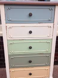 Image Of Rustic Chest Drawer Style