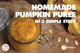 Freeze Pumpkin Puree From Can by Homemade Pumpkin Puree In Three Simple Steps Live Simply