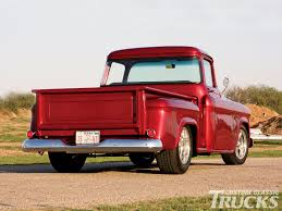 1953 Ford F-100, 1957 Chevrolet, & 1948 Chevrolet Trucks - Hot Rod ...