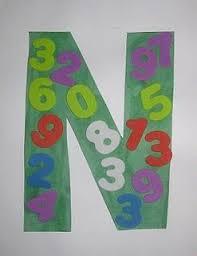 Preschool Craft Ideas For Letter N928097