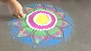 Very Beautiful Freehand Flower Rangoli Design - YouTube Best Rangoli Design Youtube Loversiq Easy For Diwali Competion Ganesh Ji Theme 50 Designs For Festivals Easy And Simple Sanskbharti Rangoli Design Sanskar Bharti How To Make Free Hand Created By Latest Home Facebook Peacock Pretty Colorful Pinterest Flower 7 Designs 2017 Sbs Your Language How Acrylic Diy Kundan Beads Art Youtube Paper Quilling Decorating
