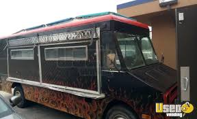 Chevy Food Truck | Used Food Truck For Sale In Texas