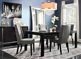 Raymour And Flanigan Dining Room Tables by Logan Contemporary Dining Collection Design Tips U0026 Ideas