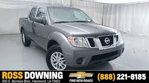 Used Nissan Frontier Vehicles For Sale In Hammond, LA | Ross Downing ... Cumberland Used Nissan Pathfinder Vehicles For Sale 20 Frontier A New One Is Finally On The Way 25 Cars Weatherford Dealership Serving Fort Worth Southwest Cars And Trucks Sale In Maryland 2012 Titan Bellaire Murano 2018 Crew Cab 4x2 Sv V6 Automatic At Wave La Crosse Hammond La Ross Downing Lebanon Jonesboro Used