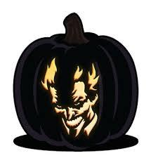 Freddy Krueger Pumpkin by Free Batman Pumpkin Stencil Collection 57