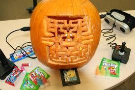 Boston Terrier Pumpkin Pattern by 2008 Addison Whitney Pumpkin Carving Contest