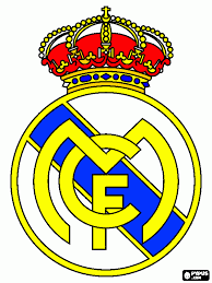 Holiday Coloring Pages Spain Flag Page Free Of Realmadrid Logo