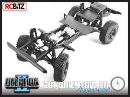 Tamiya Midnight Pumpkin Black Edition by Rc4wd Gelande Ii Truck Kit With Defender D90 Body Set Z K0001