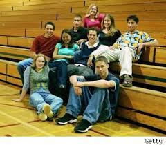 High School Geek Jock Or Class Clown