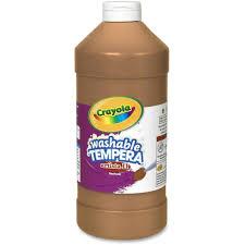 Crayola Bathtub Fingerpaint Soap Set by Washable Tempera Paint Walmart Com